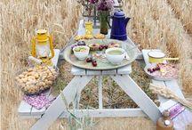 picnic ideas / Cute picnic ideas