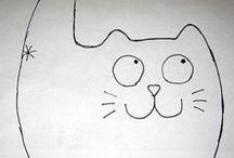 Cat Butts DIY / Cat Butts DIY