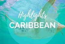 Caribbean Travel Highlights / If you love the beach, then come explore the Caribbean with us. We have traveled to: Anguilla, Aruba, The Bahamas, Barbados, Cuba, The Dominican Republic, Jamaica, Puerto Rico, St. Barts and much more! || Read more on: gettingstamped.com/?s=Caribbean