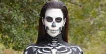 Halloween Celebs / Spooky celeb sightings