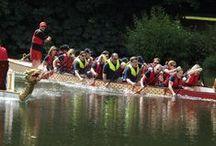 Chippenham Dragon Boat Race 2015 / Dragon Boat Race 2015