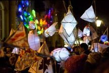 Devizes Lantern Parade 2015 / A fun, colourful and fantastic event!  Photos by James Harrison Productions for Devizes Outdoor Celebratory Arts sponsored by Awdry Bailey & Douglas.