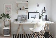 Inspiração Home Office / Inspiração