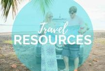 Best Travel Resources / In this board, we gather the best tips for every traveler -no matter if it's a one week holiday or a two year RTW trip like we did! From practical travel gear to what's in our camera bag and from beach bag essentials to safety tips and budget tips for travel. We show you how to plan for your RTW Trip, the staple pieces that help you stay fashionable while traveling the world, other packing tips and also share our travel fails!    Read more on: gettingstamped.com/travel-resources