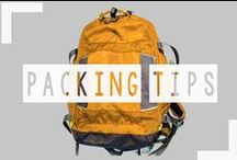 Packing Tips / Everyone hates packing, us too..even after 2.5 years of constant travel we are always looking for packing tips!
