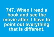 I ♥ Movies / Movies and TV / by Sara VanHauen