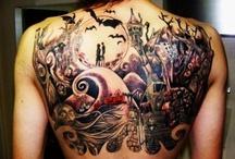 cool tatoos / by Tatianna Long