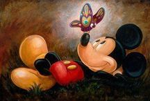Disney / Mickey Mouse / by Rene French