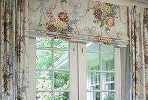 WINDOW TREATMENT / by Andrea LaFayette