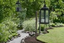 Dans mon jardin / by mlle dalie