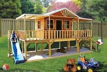 Cool Kid Cribs / Our favorite ideas for decking out kids rooms, play rooms, crafty spaces & more.