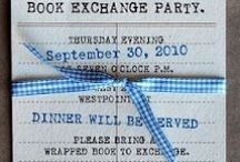 Book-Themed Parties & Events