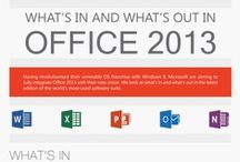 Microsoft Office 2013 / A Look into MS Office 2013 Features, Tools, How-to's, Tutorials, Tips and Tricks.