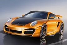 Porsche  / by Jeff Maxwell