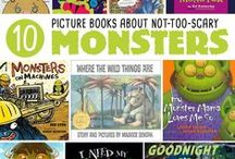 Reading Lists: Kids / Themed lists of books for kids - picture books, chapter books, non-fiction and more.