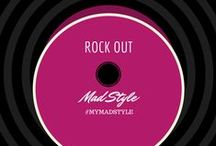 ROCK like MAD / Let's ROCK! Mad Style has what you need to be a Rock Star everywhere you go this Fall. Remember, most items come in a variety of colors and always have great prices! Help us celebrate Mad Style's Fall Fashion Week with a new look everyday. TODAY: Rock Star