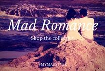 Mad Romance / Dress up in Mad Style!  Rose gold bangles, statement tendril rings, ear wraps, ear cuffs, earrings, lace headbands, romantic pieces, jeweled iPhone cases, compact mirrors, handmade glass bead artisan bags, handmade shell bags and accessories and hair bling. Be romantic.  Get Mad.  #mymadstyle http://www.mad-style.com