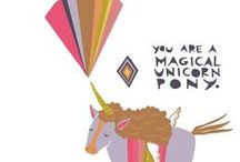 Amy You're a Unicorn / If you've watched Shawn's TED talk, you'll understand.
