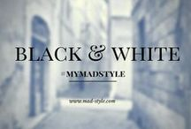 The Classics Black and White / It doesn't matter the season. It don't matter if its black or white! These classic colors are great for every season and every outfit.