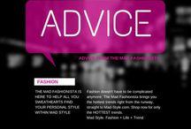 Mad Advice [fashionista 2 fashionista]