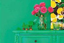 W A L L S & F L O O R S / Walls & Floors Home Decor Ideas - Idées Déco pour les murs et les sols | #Wall #Floor #Decor #Murs #Sols #Déco