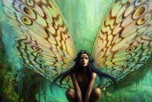 fairy!! / by Daphne Krook