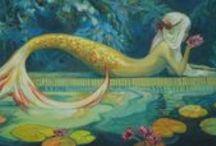 Mermaids!! / by Daphne Krook