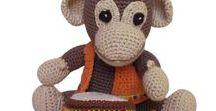 Mary's Amiland on Craftsy / Amigurumi crochet patterns by Mary's Amiland