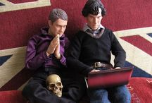 I'm so Sherlocked / All cool things related to the awesome sherlock / by Sherlocked Lady