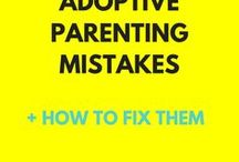 Adoptive Parenting Tips / In order to have a successful adoption, adoptive parents must listen to the stories of adoptees as well as the advice adoptees have to offer. Check out these awesome blog post from adoptees.   Read more at www.thenotsosecretlifeofanadoptee.com
