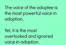 Adoption Quotes / Share our collection of inspirational adoption quotes for adoptive parents, birth parents, and adoptees. Share our quotes with your friends and family on your social networks.   www.thenotsosecretlifeofanadoptee.com