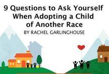 Transracial Adoption & Fostering