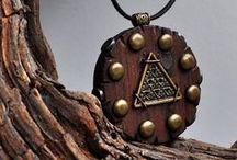 Medieval - Rust Miner / Peças inspiradas na literatura medieval.