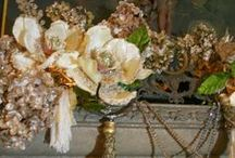 """ROMANCING THE HOME - DETAILS / The perfect finishing touches to """"romance your home"""".  The little details make all the difference. / by Andrea LaFayette"""