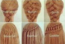 hår DIY