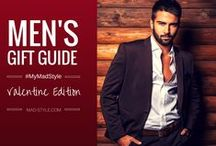 Mens Gifts / Gifts for him. Accessories, belts, gift sets, bracelets, watches, and more.