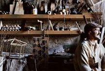 Inspirations pictures - Rust Miner / Lugares, coisas, pessoas, estilo de vida, um pouco de tudo q inspira nosso processo criativo.