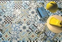 *_Keep Calm & Tile On _* / *Everything Tile *  Porcelain - Ceramic   Inspiration In All Kinds Of Decor   All Available At Euro