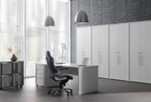 L'espace de bureau idéal / De plus en plus de personnes réfléchissent à l'aménagement d'un (espace de) bureau.