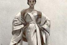 50s fashion / 50s fashion and styling inspiration