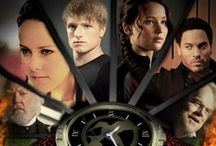 May The Odds Be ever in Your Favour / All things Hunger Games and show my appreciation and like for this awesome set of books.