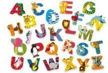 Letters leren en verwerken / by Herma