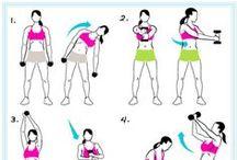 Exercícios / Exercícios para melhorar a disposição.