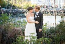 Aurora Restaurant Wedding / Wedding Photos of Judy and Neil's ceremony at Aurora Restaurant in Williamsburg, Brooklyn.
