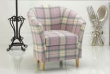 Tub Chairs / Tub Chairs fit perfectly in any room in any home. We sell Made to Order Tub chairs allowing you to have our chair created in any fabric or leather you desire.  You can view our Tub Chairs on our website here http://russkellfurniture.co.uk/tub-chairs