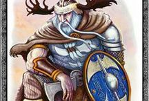 Norse Gods & Goddesses / The Norse Pantheon