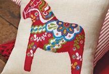 Dala Pferde/dala horses