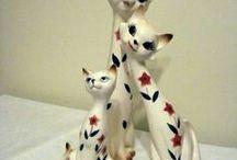 Katzen-Figuren/cat-figures