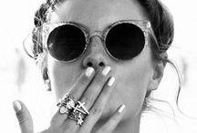 Accessory x3 / Sunglasses, jewelry, etc. / by ChristineeGoorraa