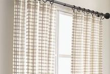 Curtains / Curtain ideas